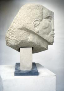 Head - view 2 (portland stone)