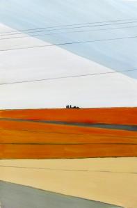 Travel landscape 4 (acrylic)