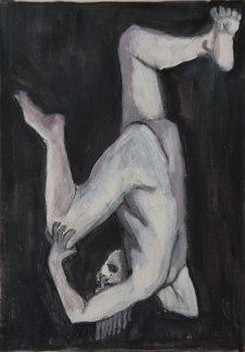 Falling 1 (acrylic)