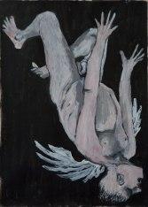 Falling 2 (acrylic)