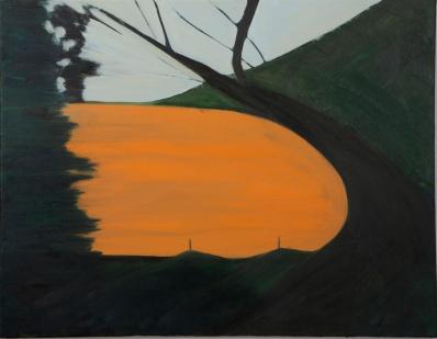 Landscape 1 (oil)