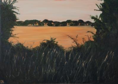Landscape 5 (oil)