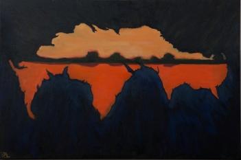 Landscape 3 (oil)