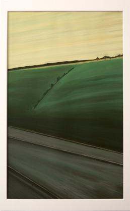 Travel landscape 3 (acrylic)