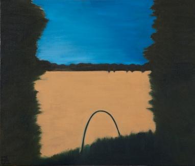 Landscape 6 (oil)